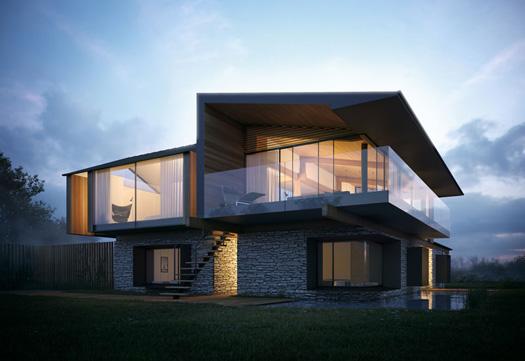 Una vera Silver House