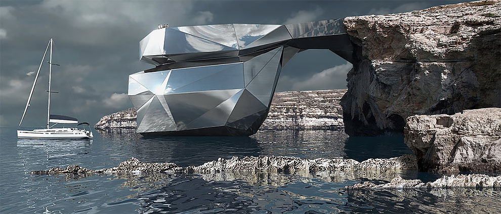 Architettura natura e modernità