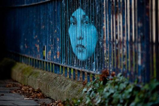 Arte urbana e Amnesty International