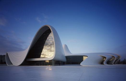 Centro culturale Heydar Aliyev