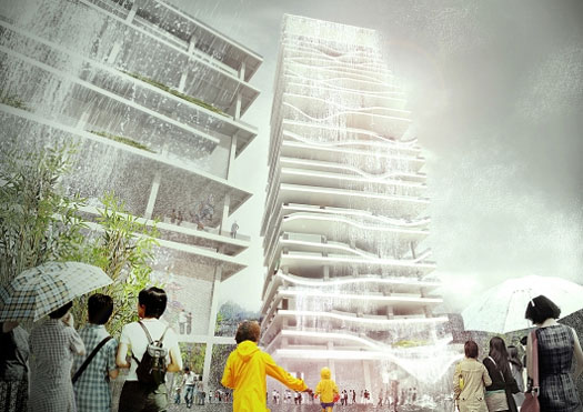 Centro Culturale a Taichung