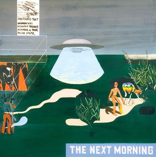 Ufo e illustrazioni
