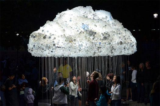 Una nuvola interattiva