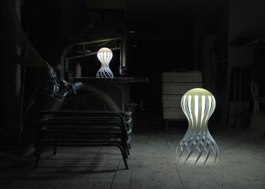 Lampada Cirrata