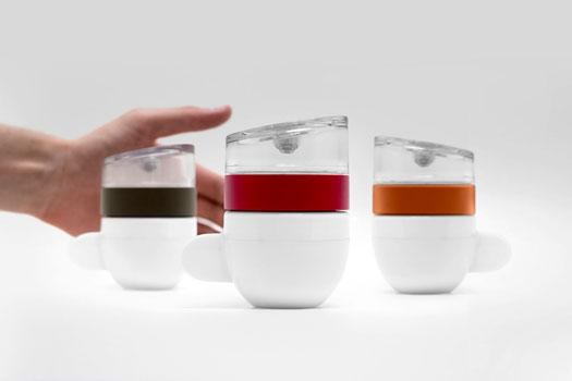 Piamo il caffe a microonde