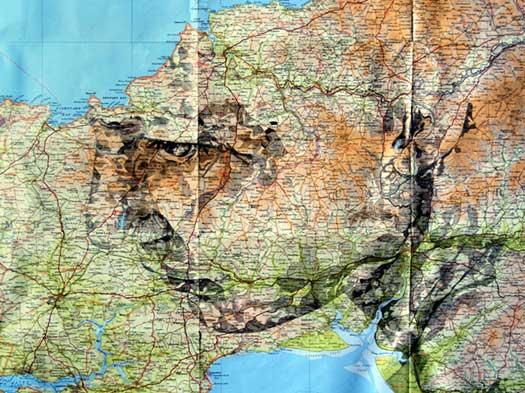Ritratti topografici