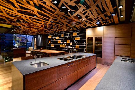 Design architettura cibo
