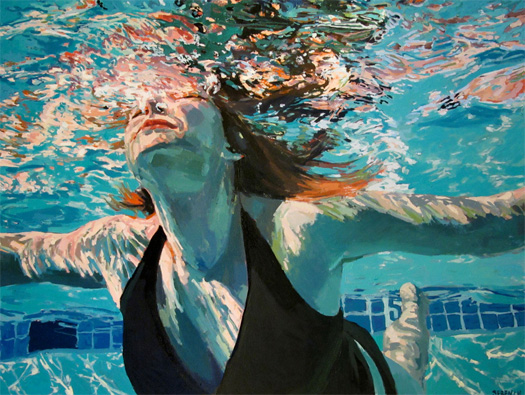 Underwater Rising