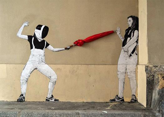 Lavalet Street Art