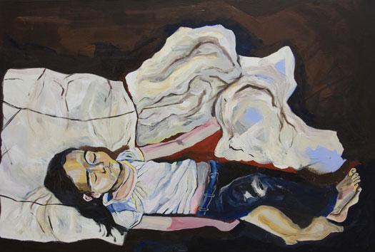 Una pittura neo-espressionista