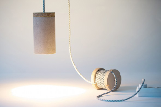Slash Lamp design Dragos Motica