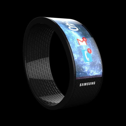 Samsung Youm Smartwatch design Ian Nott