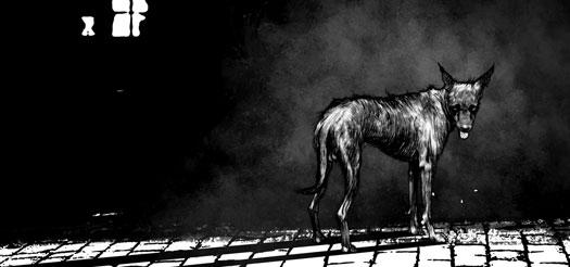 La Londra Dark di Dickens immagini tavole illustrate