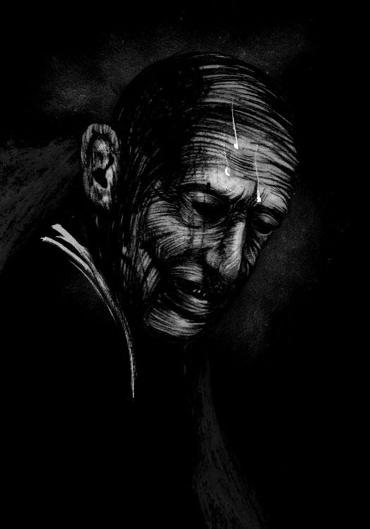 David Foldvari illustrazioni inedite