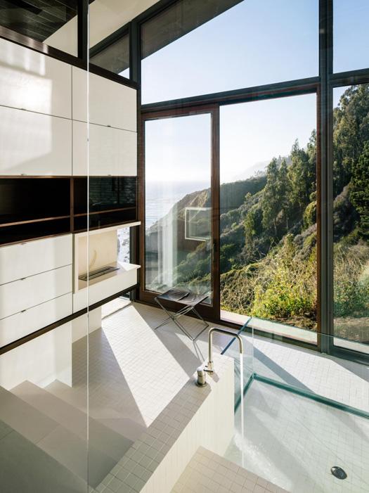 Fall House casa per le vacanze in California design Fougeron Architecture