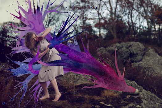 Fotografia di Aliza Razell serie Anesidora