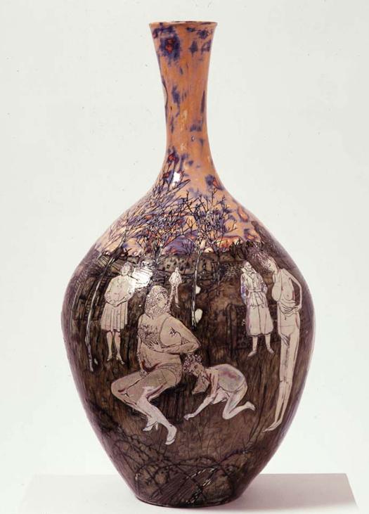 Le ceramiche di Perry
