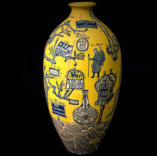La ceramiche di Grayson Perry