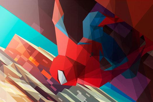 Geometrie e fumetti