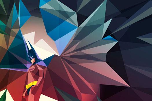 Geometrie e fumetti Liam Brazier