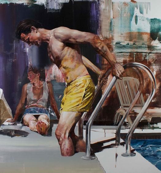 Serie A momentary rise of reason, opere di Dan Voinea