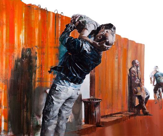 Dan Voinea opere pittura a olio