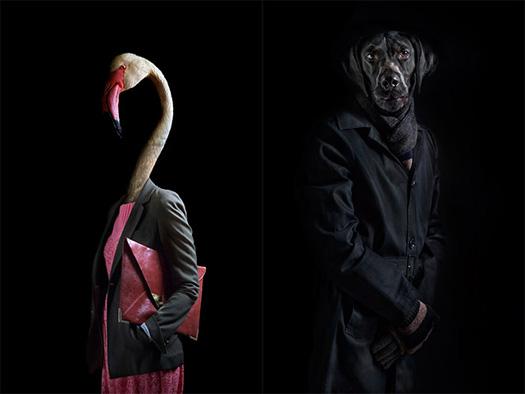 Serie fotografie Seconda pelle di Miguel Vallin