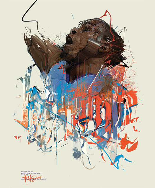 graphic design Red Sweat - StudioKxx