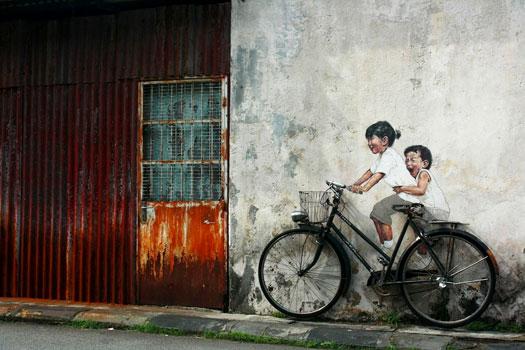 La Street Art di Zach