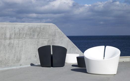 Mobili da esterno for Arredo esterno design