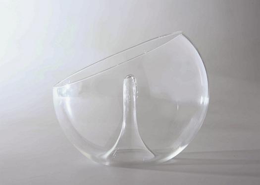 Vaso portafiori reversibile - Portafiori in vetro ...